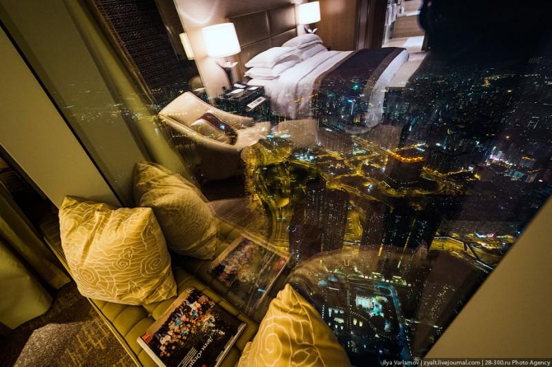 Самый высокий отель вмире