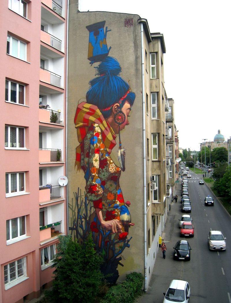streetart02 Лучший стрит арт 2012