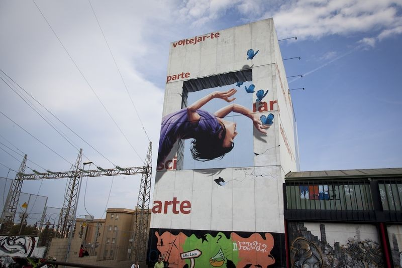 streetart05 Лучший стрит арт 2012