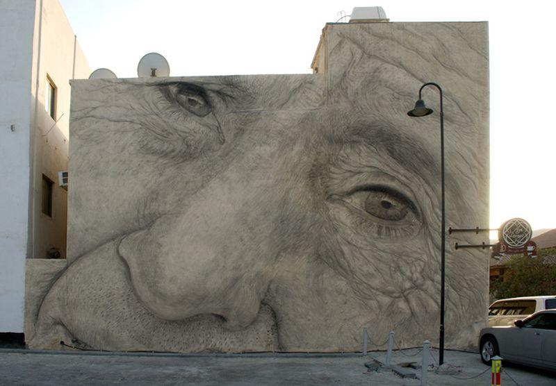 streetart11 1 Лучший стрит арт 2012