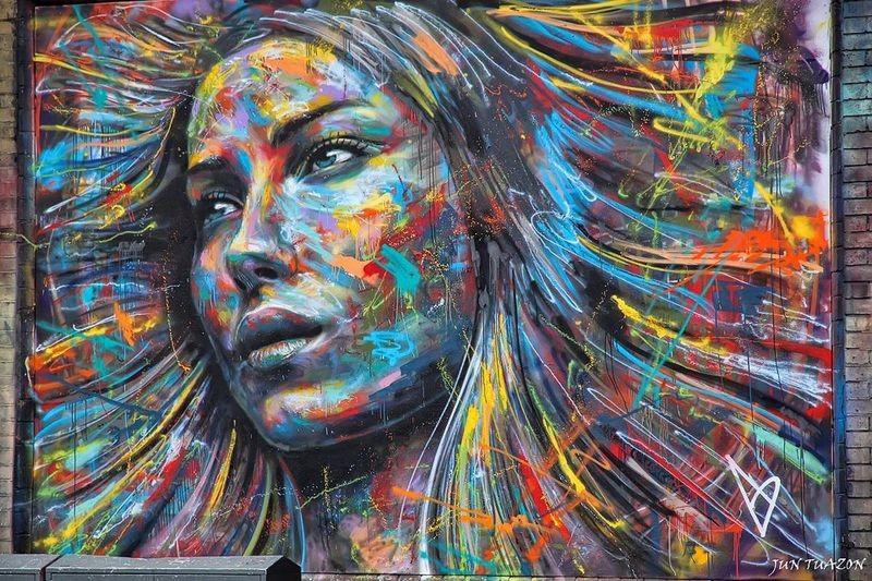streetart14 Лучший стрит арт 2012
