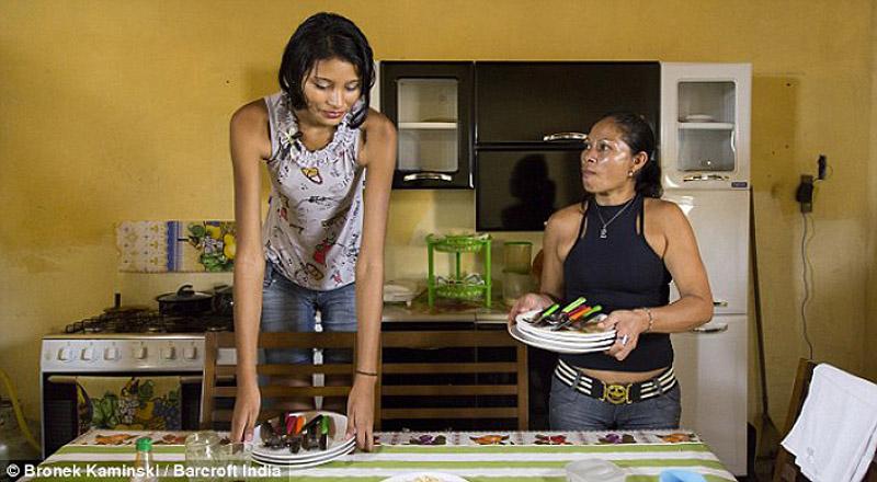 Самая высокая девушка-подросток в мире BAKU.WS - Развлекательный.