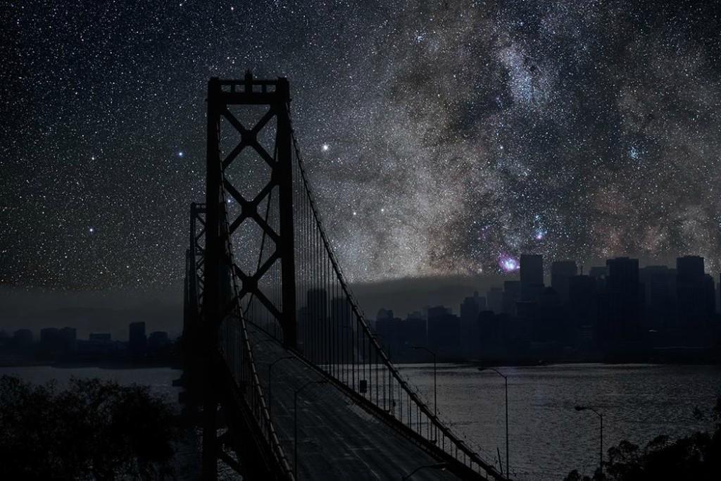 understars01 Города под звездным небом