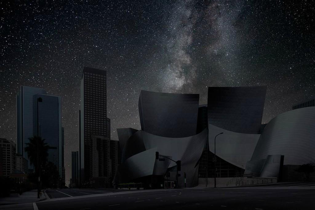understars02 Города под звездным небом