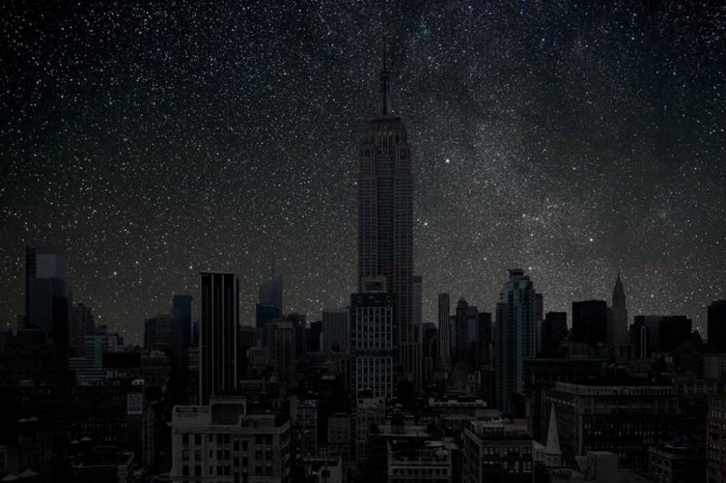 understars04 800x533 Города под звездным небом