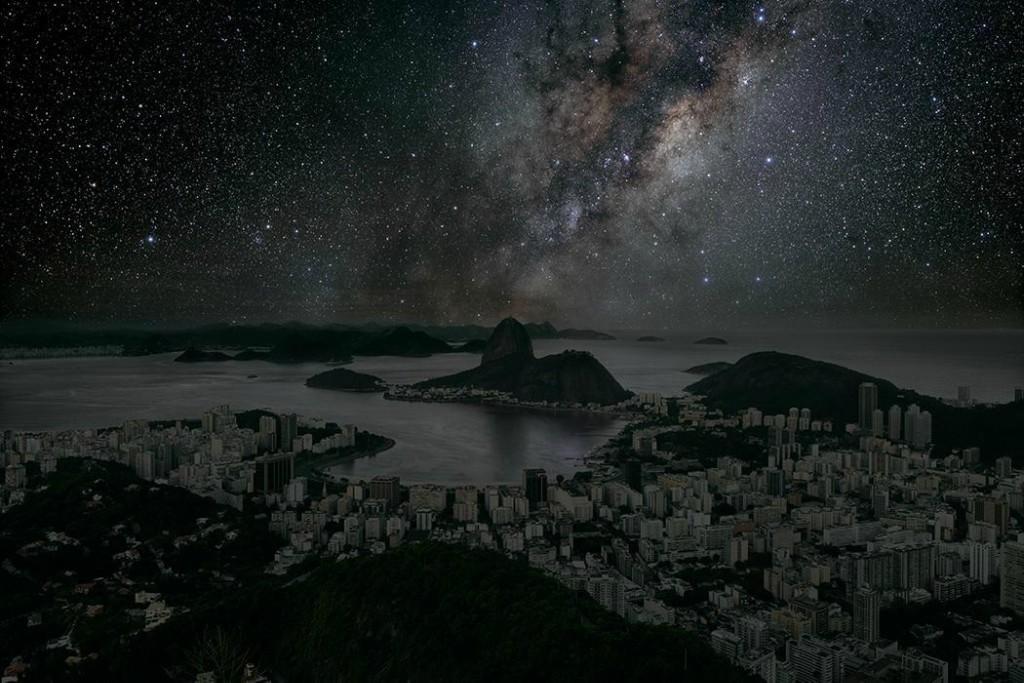 understars07 Города под звездным небом