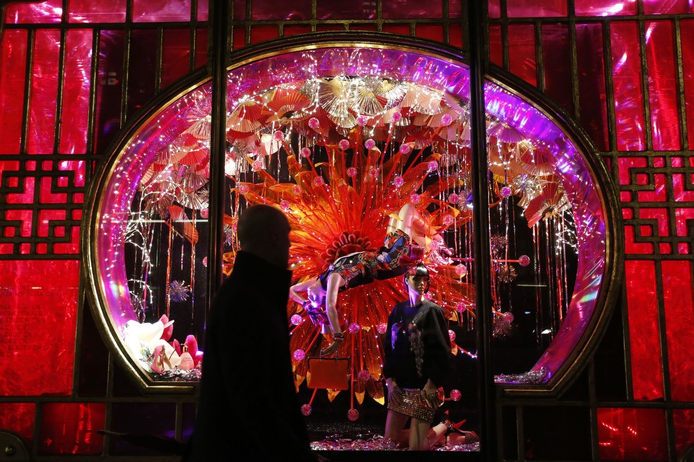 xmaslights06 Праздничные огни 2012