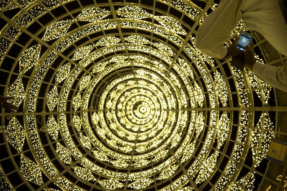 xmaslights23 Праздничные огни 2012