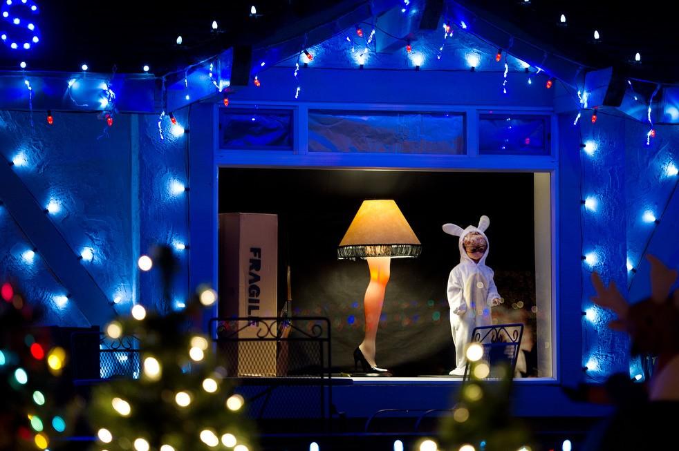 xmaslights32 Праздничные огни 2012