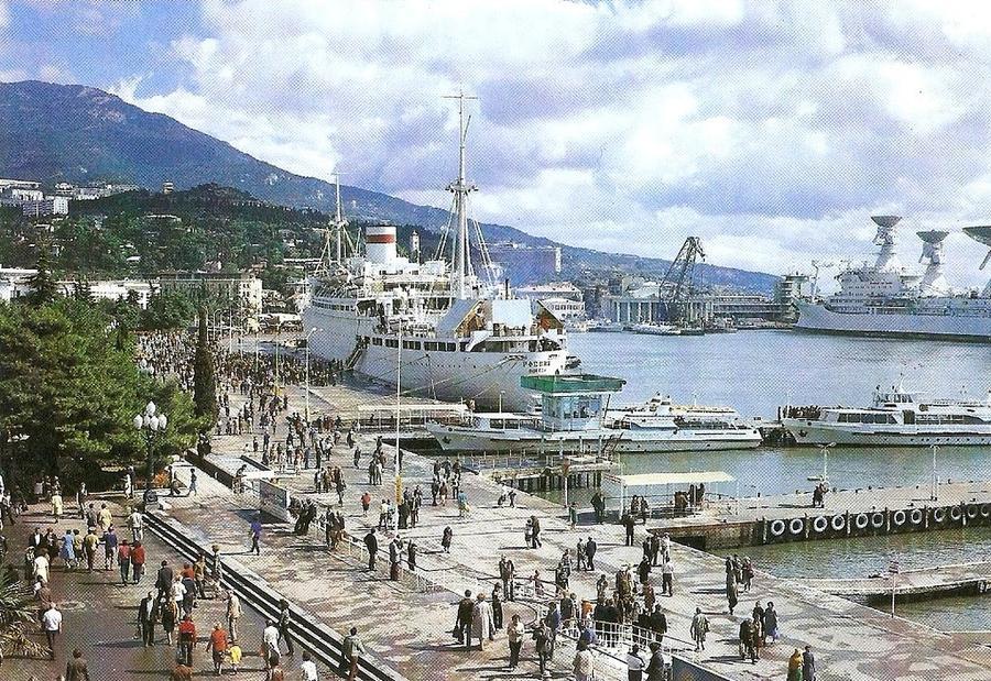 yalta80s01 Незабываемая Ялта 1980 х