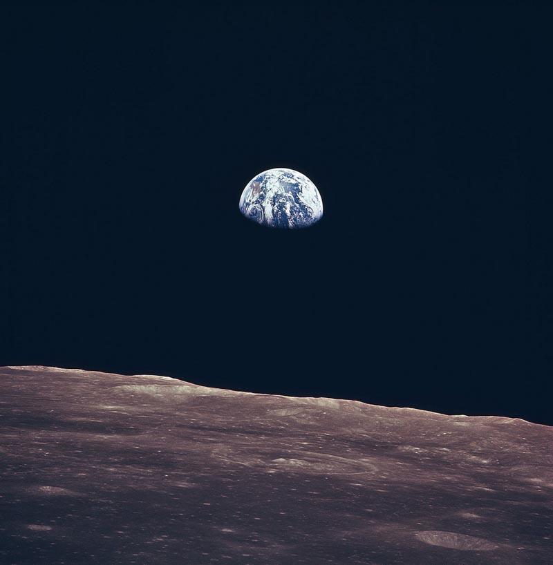 znamenitiefotografii 4 Самые знаменитые фотографии Земли из космоса