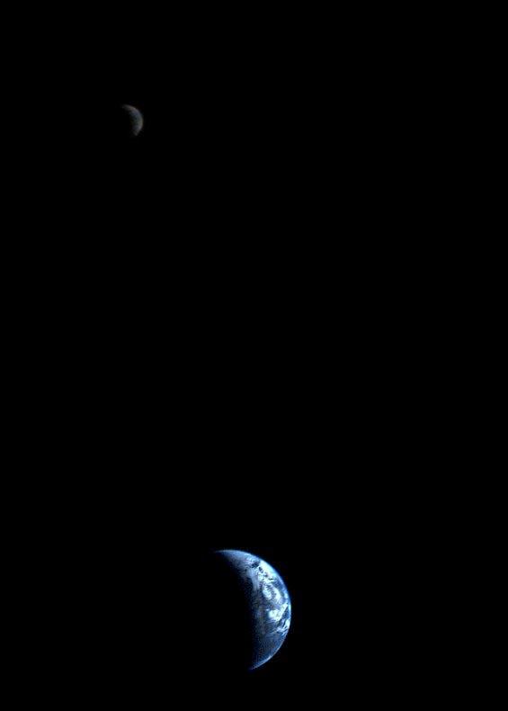znamenitiefotografii 5 Самые знаменитые фотографии Земли из космоса
