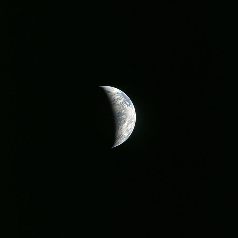 znamenitiefotografii 6 Самые знаменитые фотографии Земли из космоса