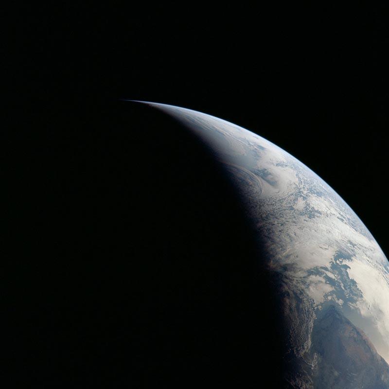 znamenitiefotografii 7 Самые знаменитые фотографии Земли из космоса