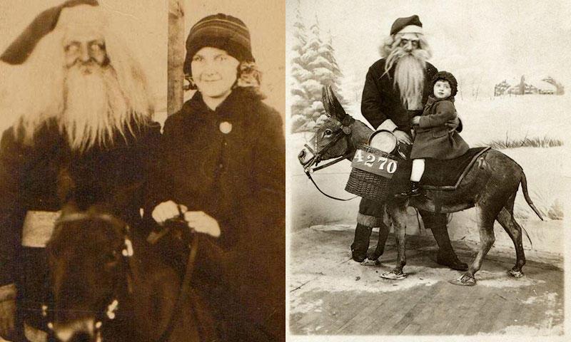 Злой и страшный Санта Клаус