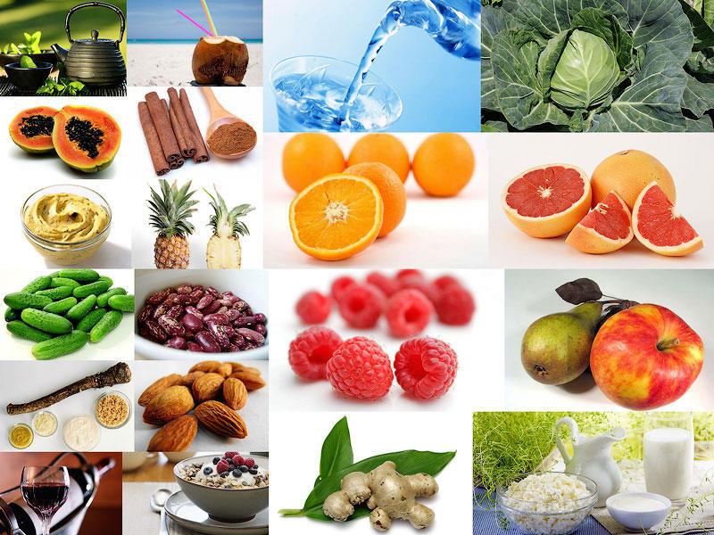 TEMP12 ТОП 20 продуктов, сжигающих жиры и регулирующих обмен веществ