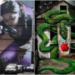 Умный стрит-арт