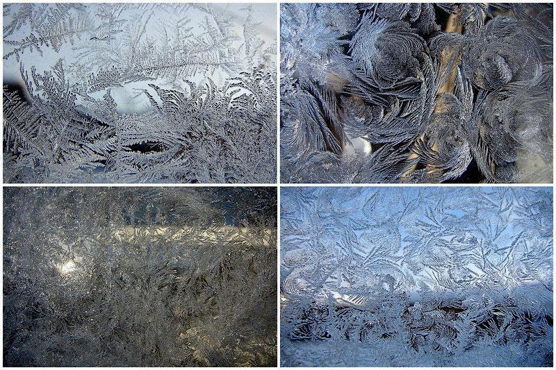 TEMP20 Зимнее волшебство на стекле