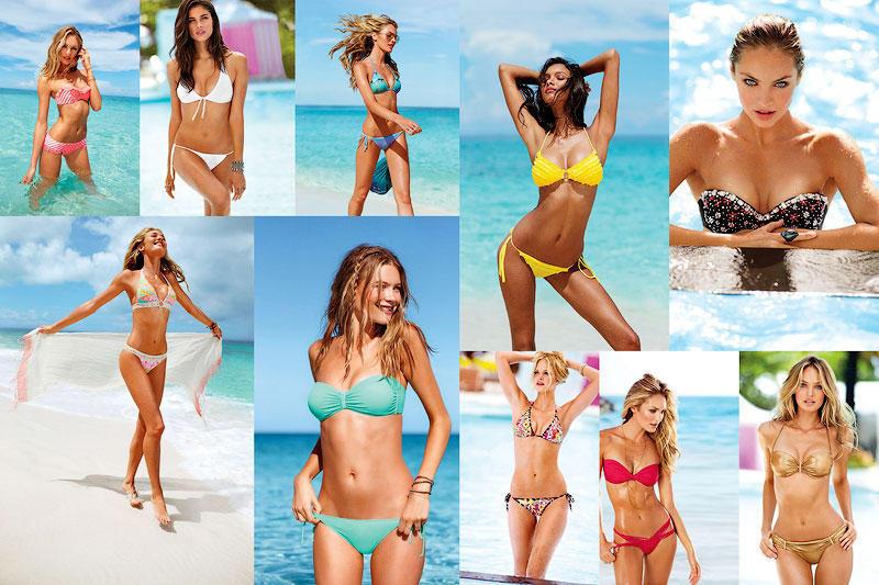 TEMP27 Купальники Victoria's Secret 2013