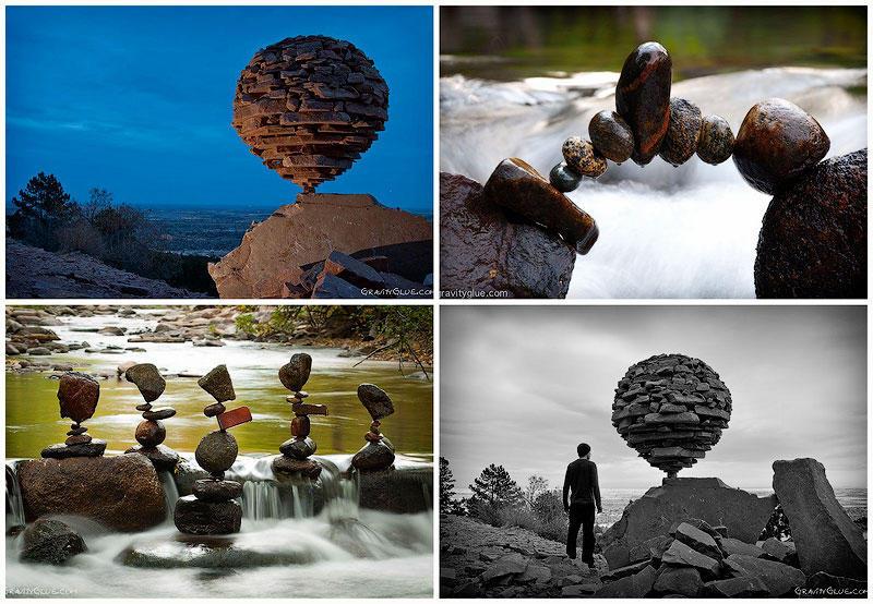 TEMP4 Балансирующие камни от Майкла Граба