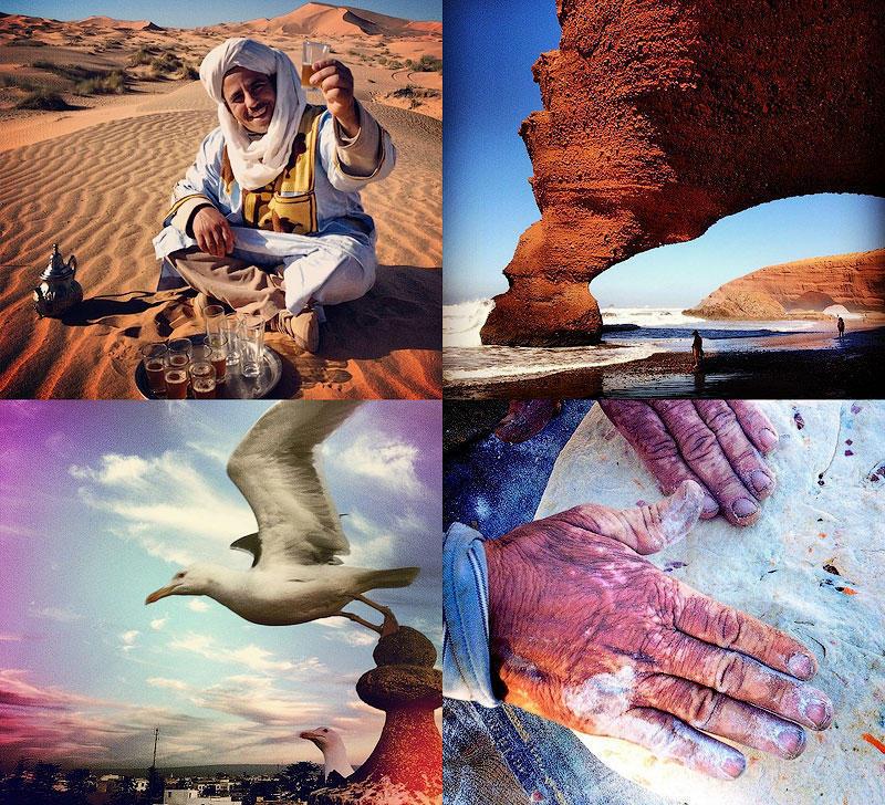 Марокканские инстаграмки
