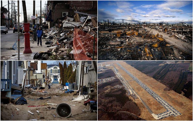 TEMP56 Ураган Сэнди: 80 дней спустя