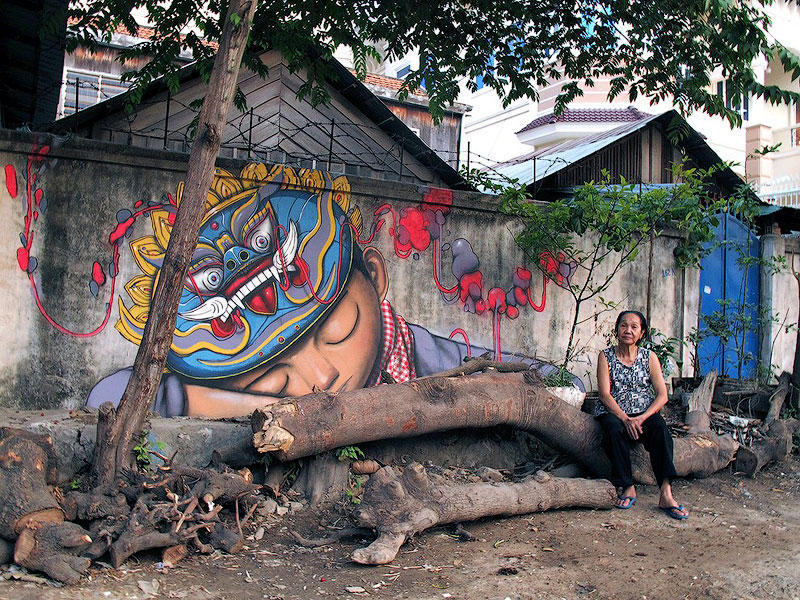 Глобальное граффити