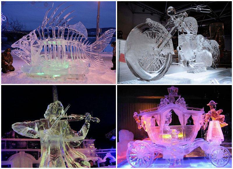 TEMP74 15 шедевров ледяной скульптуры
