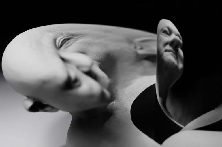 anamorphic11 Анаморфные скульптуры