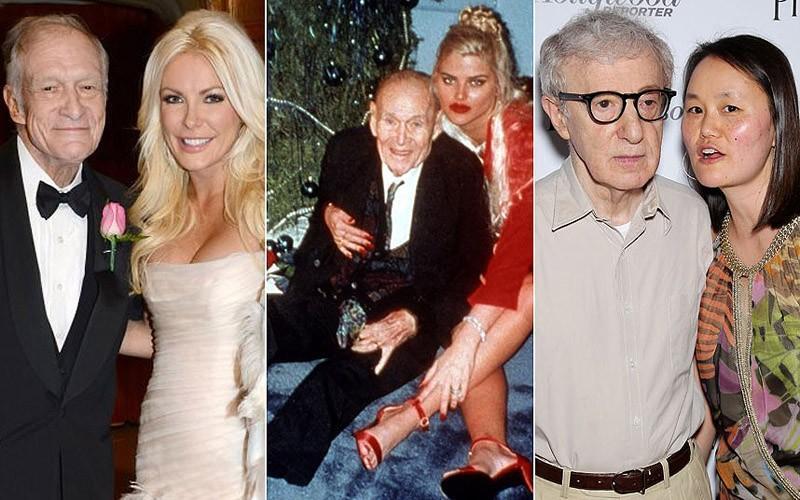 celebrities01 Знаменитые старички и их молодые подруги