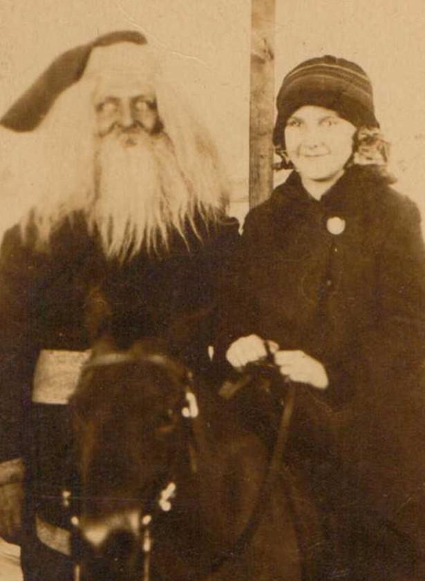 creepysanta01 Злой и страшный Дед Мороз