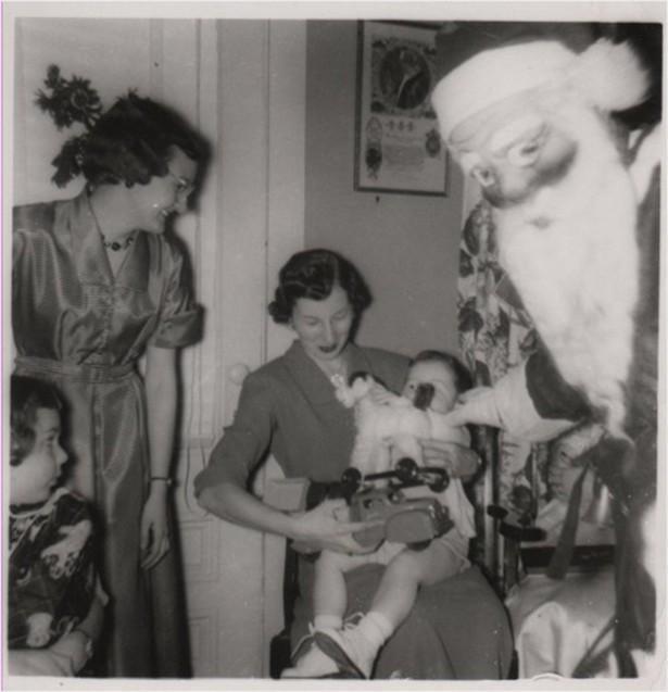 creepysanta03 Злой и страшный Дед Мороз