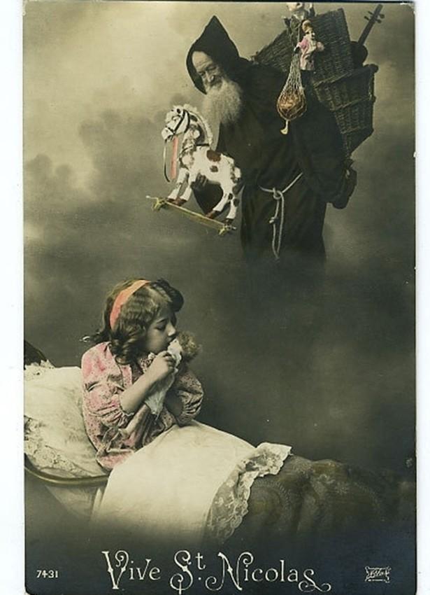 creepysanta04 Злой и страшный Дед Мороз
