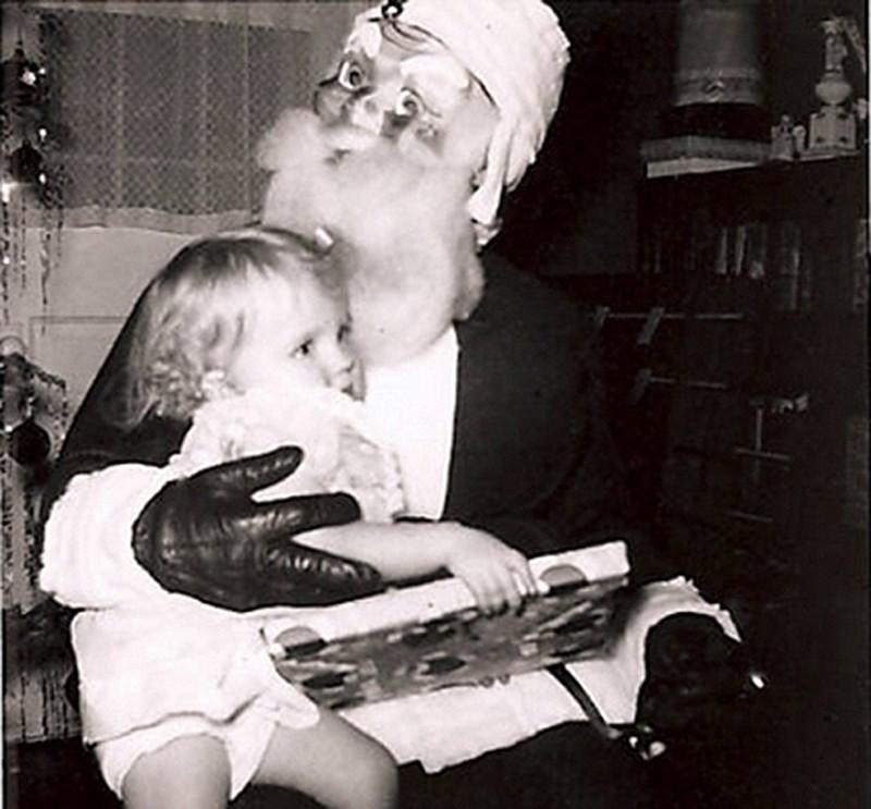 creepysanta05 Злой и страшный Дед Мороз
