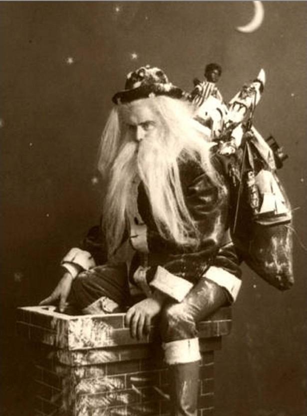creepysanta06 Злой и страшный Дед Мороз