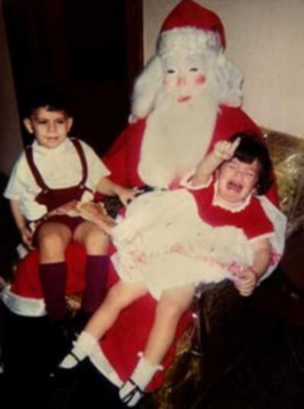 creepysanta07 Злой и страшный Дед Мороз