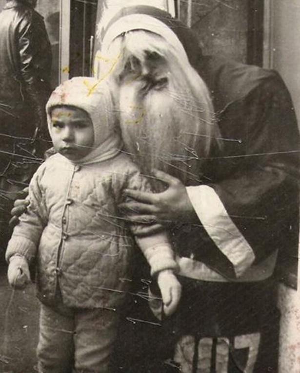 creepysanta08 Злой и страшный Дед Мороз