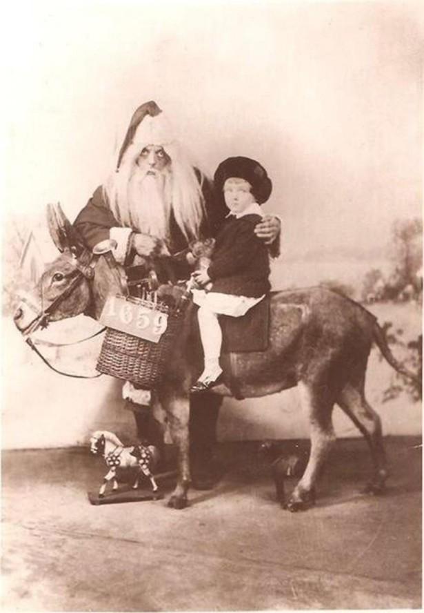 creepysanta09 Злой и страшный Дед Мороз