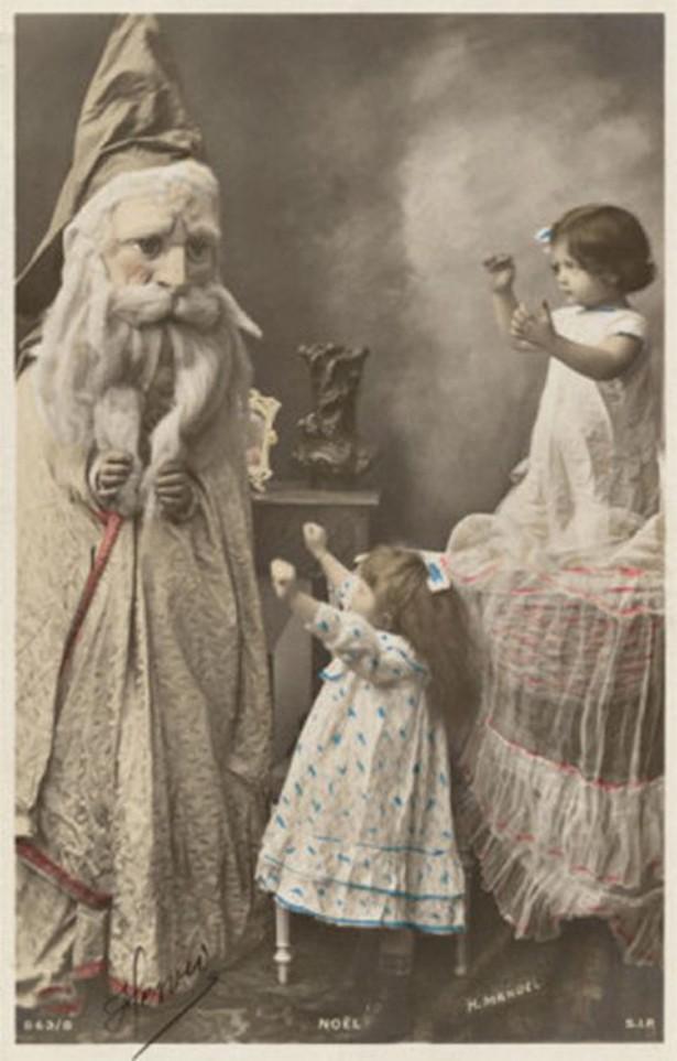 creepysanta14 Злой и страшный Дед Мороз