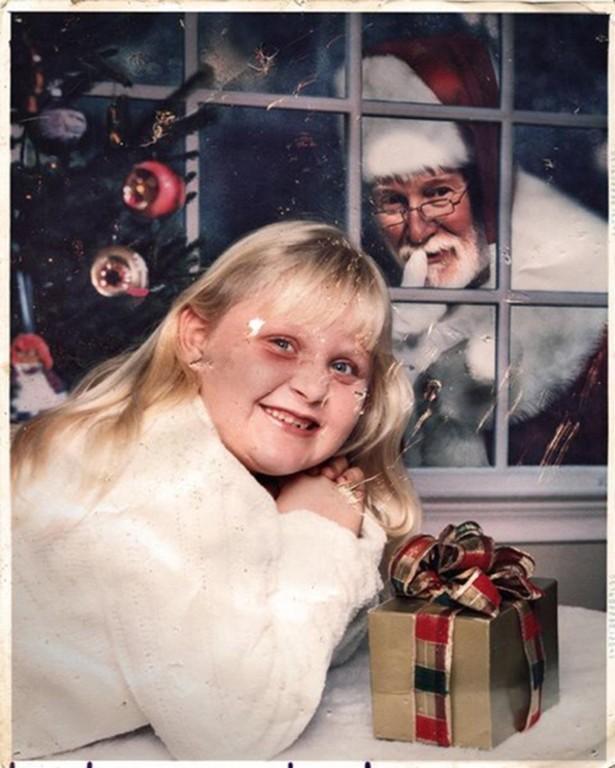 creepysanta15 Злой и страшный Дед Мороз