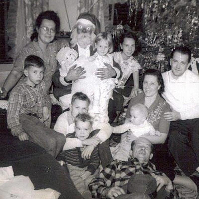 creepysanta18 Злой и страшный Дед Мороз