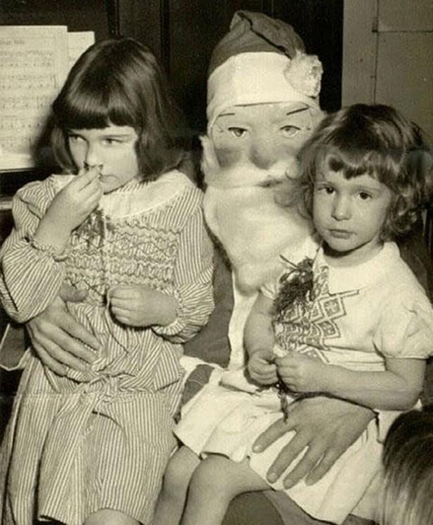 creepysanta19 Злой и страшный Дед Мороз