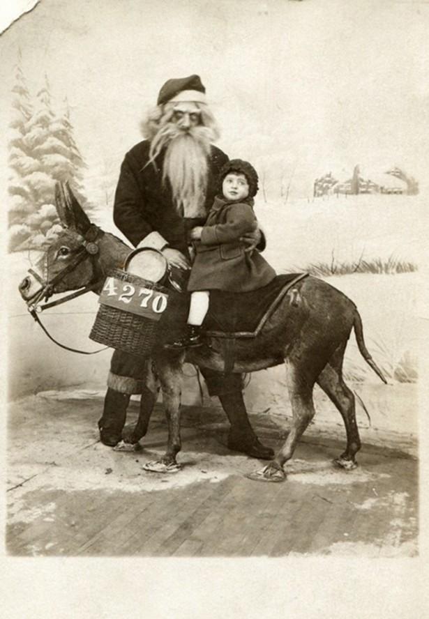 creepysanta20 Злой и страшный Дед Мороз