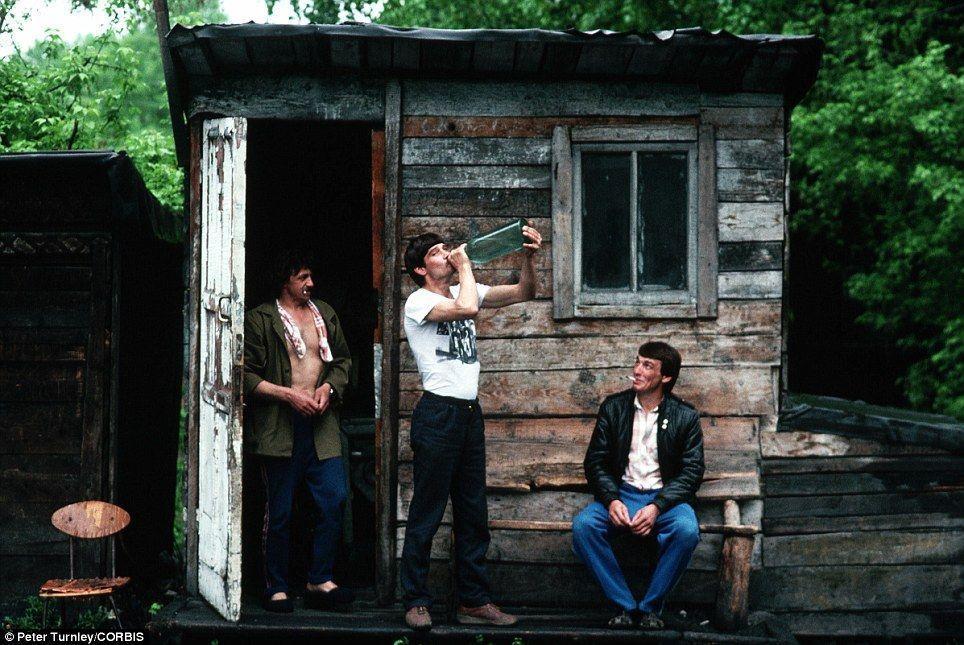 endofussr07 Фотографии о последних днях СССР