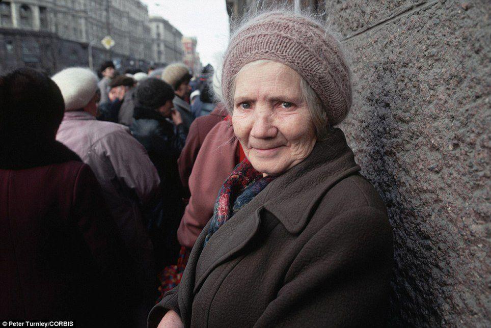 endofussr16 Фотографии о последних днях СССР