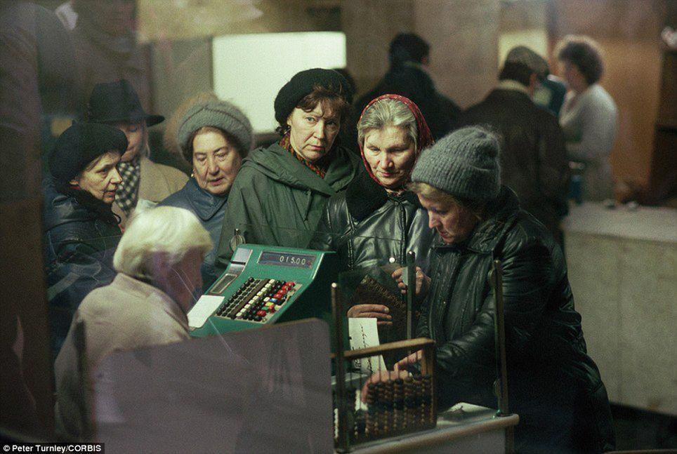 endofussr17 Фотографии о последних днях СССР