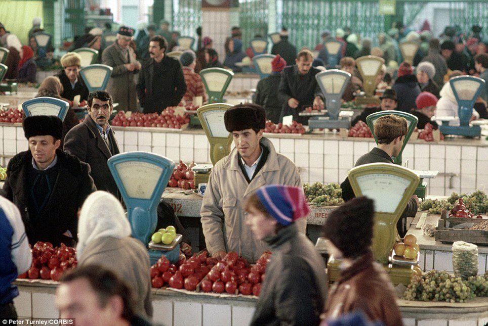 endofussr19 Фотографии о последних днях СССР