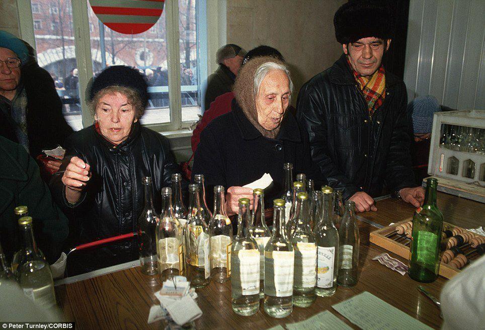endofussr21 Фотографии о последних днях СССР