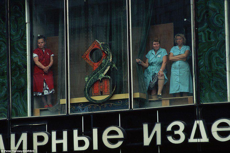 endofussr22 Фотографии о последних днях СССР