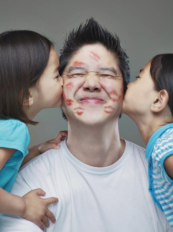 family11 12 креативных семейных портретов